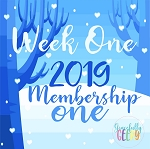 2019 Membership One Week 1 Bundle