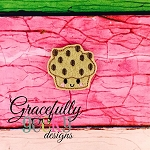 Muffin Feltie ITH Embroidery Design 4x4 hoop (and larger)