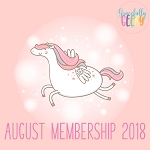 Membership for the Month of August 2018