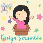 Gracefully Geeky Design Scramble Pack