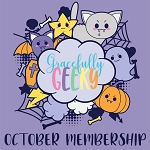Membership for the Month of October  2017
