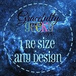SERVICES 1 Re-Size of any design