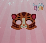 KCC Rubble Mask Embroidery Design - 5x7 Hoop or Larger