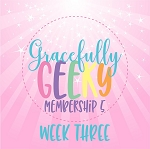 2019 Membership 5 Week 3 Bundle