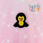 Toucan Feltie ITH Embroidery Design 4x4 hoop (and larger)