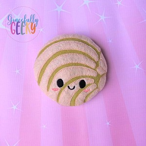 Conchita Stuffie Embroidery Design - 5x7 Hoop or Larger