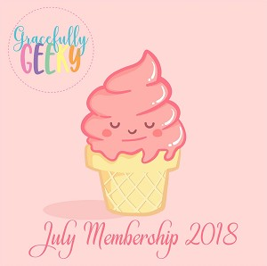 Membership for the Month of July 2018