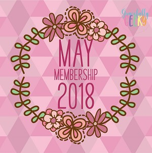 Membership for the Month of May 2018