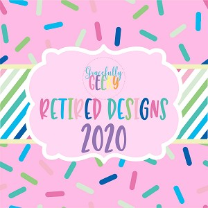 2020 RETIRED DESIGNS PACK