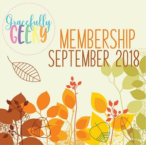 Membership for the Month of September 2018