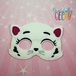 KCC Marshall Mask Embroidery Design - 5x7 Hoop or Larger