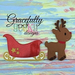 Christmas Set Accessories for GGD Dress Up Dolls